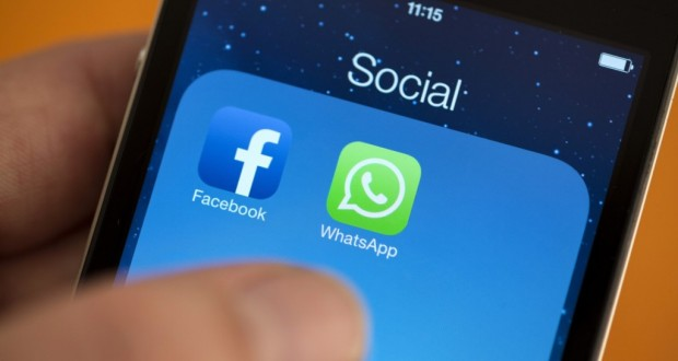 Whats App Facebook