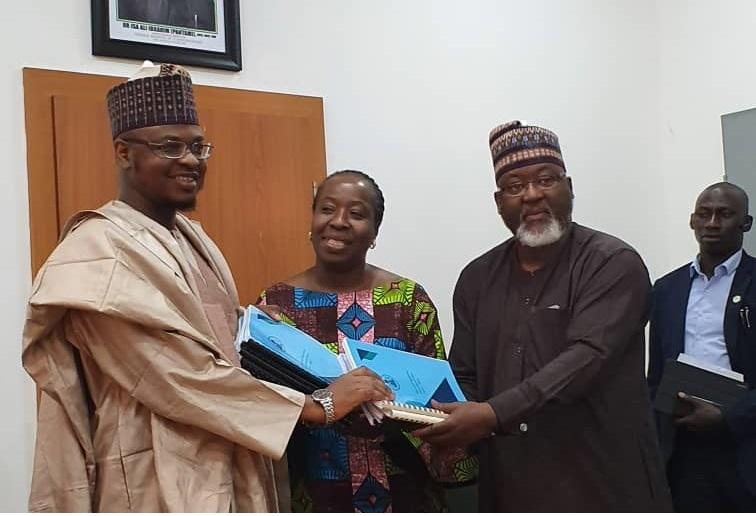 Nigeria 5year Broadband Plan