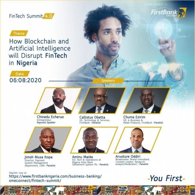 FirstBank Hosts Fintech Summit 4.0