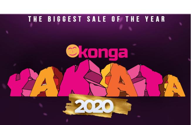 Konga Yakata 2020