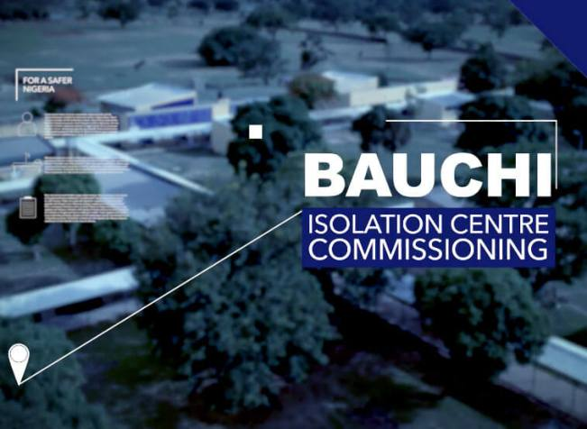 Bauchi COVID-19 Isolation Centre