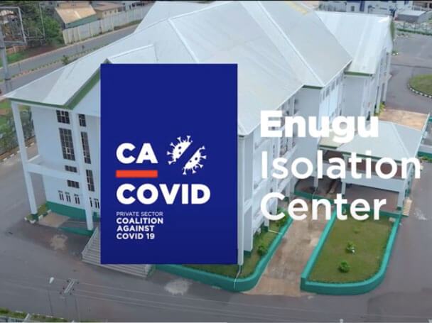Enugu COVID-19 Isolation Centre