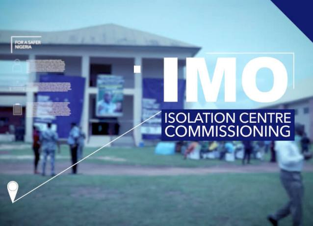 covid-19 isolation centre